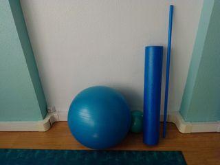 material Pilates