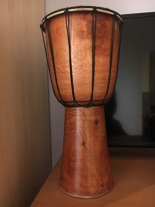 Djembé (Yembé) de madera