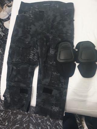 airsoft pantalon