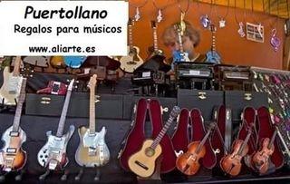 Puertollano Regalos para musicos/as