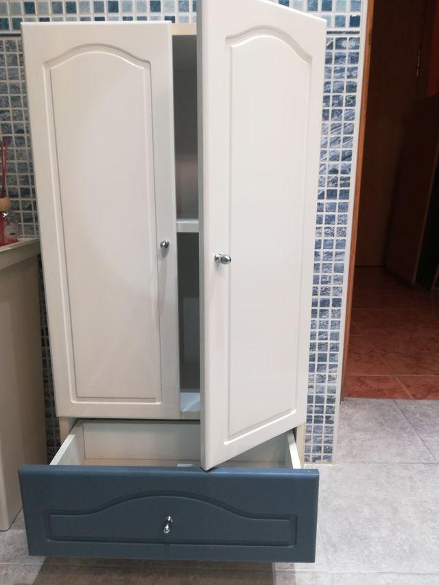 Armario de baño