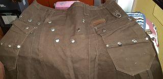 falda americana para hombres