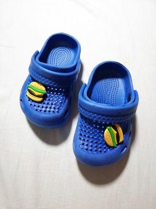 cros de niño - zapatos de niñ@ 19
