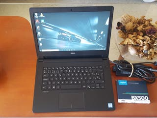 ORDENADOR PORTATIL DELL I5 6200U 8GB/SSD480