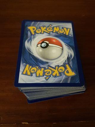 Pokemon 300 cartas 100% originales