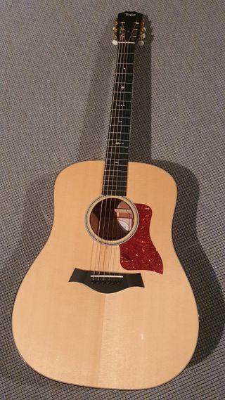 Gutarra Acústica-Taylor modelo 510e