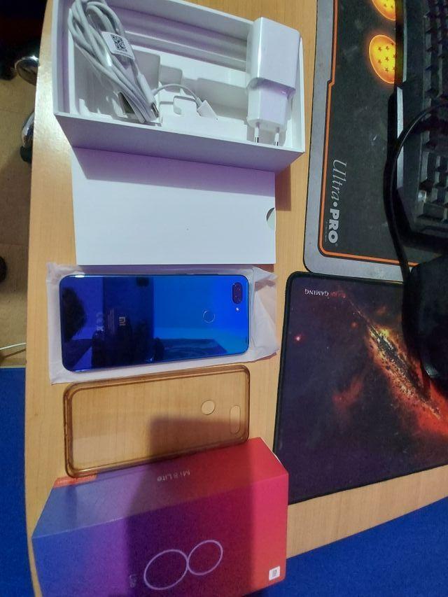 Xiaomi mi 8 lite 6gb ram 128gb almacenamiento