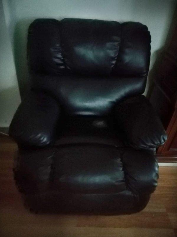 sillón relax con función masaje