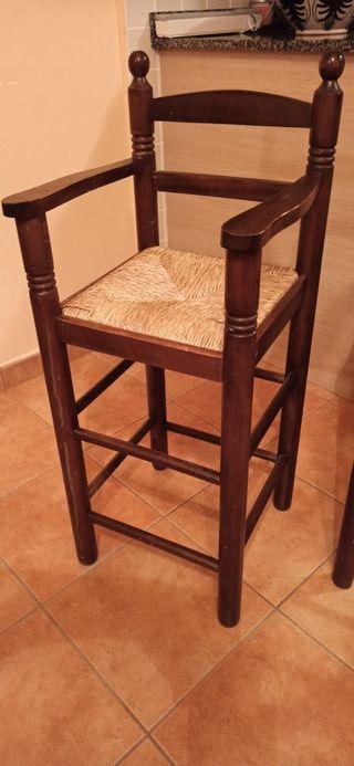 sillas tronas clasicas