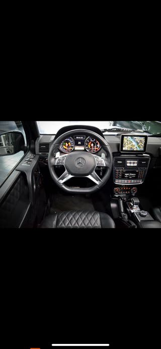 Mercedes-Benz Clase G 2015