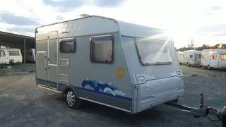 caravana sun roller -750 ficha verde como nueva