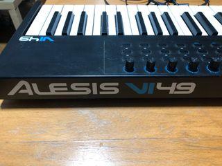 Teclado Alesis VI49