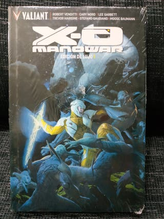 X-O Manowar Edición de Lujo 1 PRECINTADO