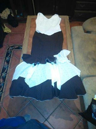 traje rociero completo