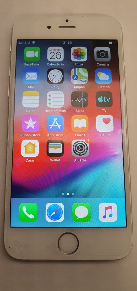iPhone 6 de 16Gb libre