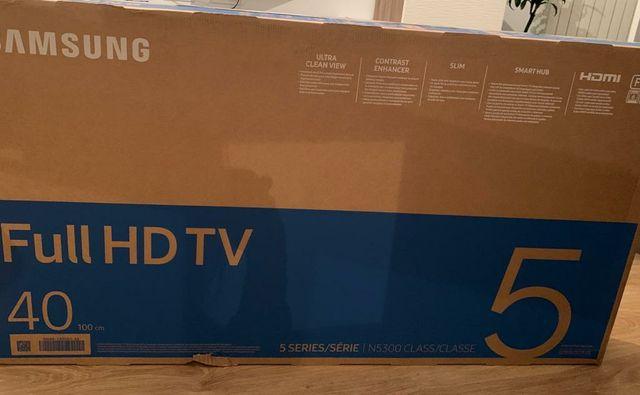 televisión Smart TV 40