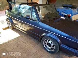 Volkswagen golf mk1 karman cabrio 1990