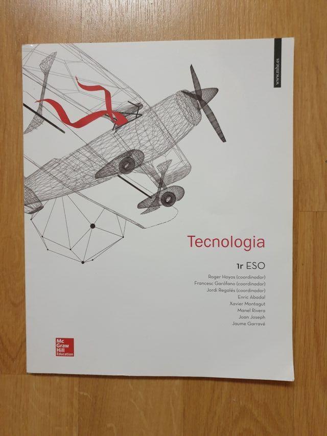 Libro 1er. ESO - Tecnologia