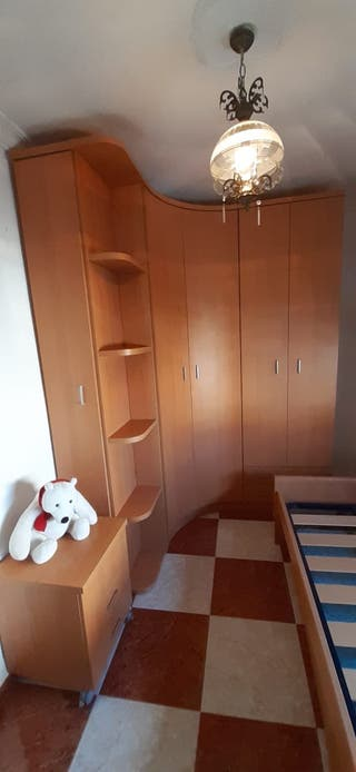 Dormitorio juvenil a estrenar
