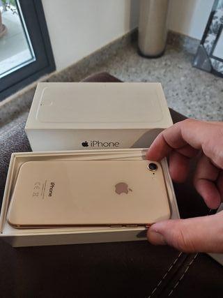 IPHONE 8 256 GB COMO NUEVO