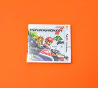 Mario Kart 7 PRECINTADO / Nintendo 3DS
