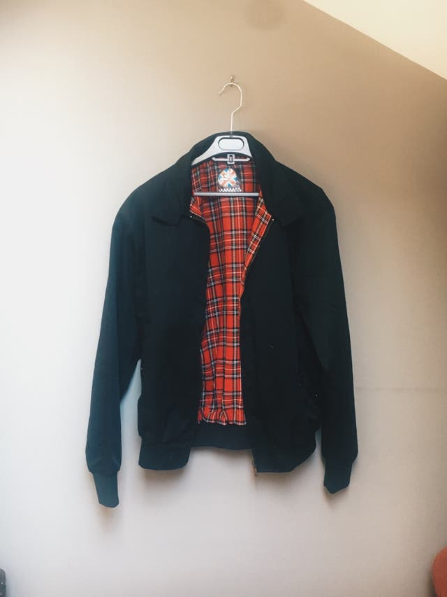 Chaqueta Harrington original