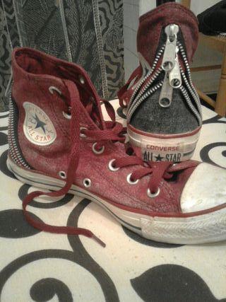 converse all Star (chuck jaylor)Talla38-39 /10€/