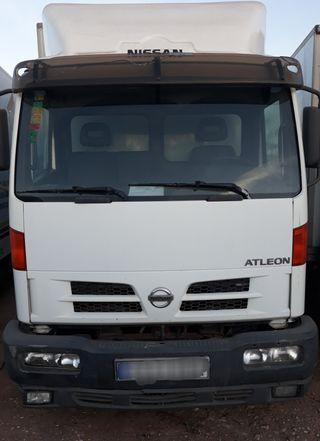camión con tarjeta transporte ligera