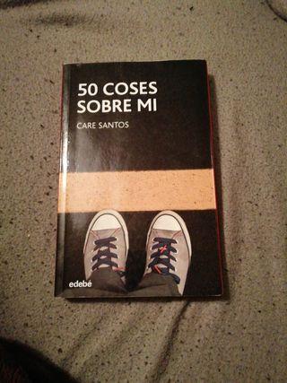 50 Coses Sobre Mi
