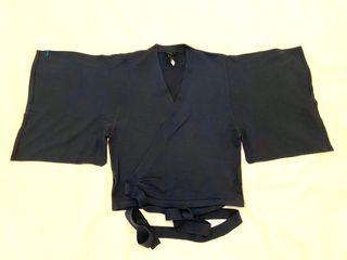Chaqueta manga tipo kimono