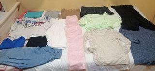 Lote ropa verano entretiempo