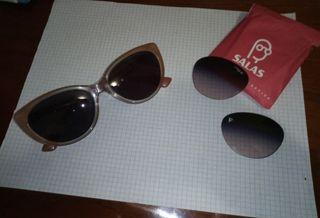 VOGUE gafas de sol cristales nuevos