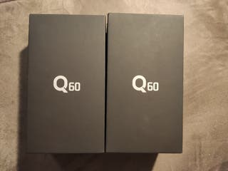 Móvil LG Q60 NUEVO (caja sin abrir). 2 ud.x195€