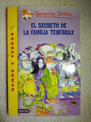 Libro Geronimo Stilton