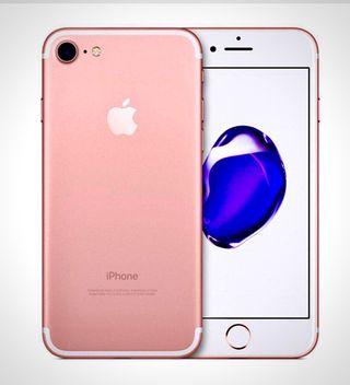 IPHONE 7 Plus 128GB!! Dorado/Rosado