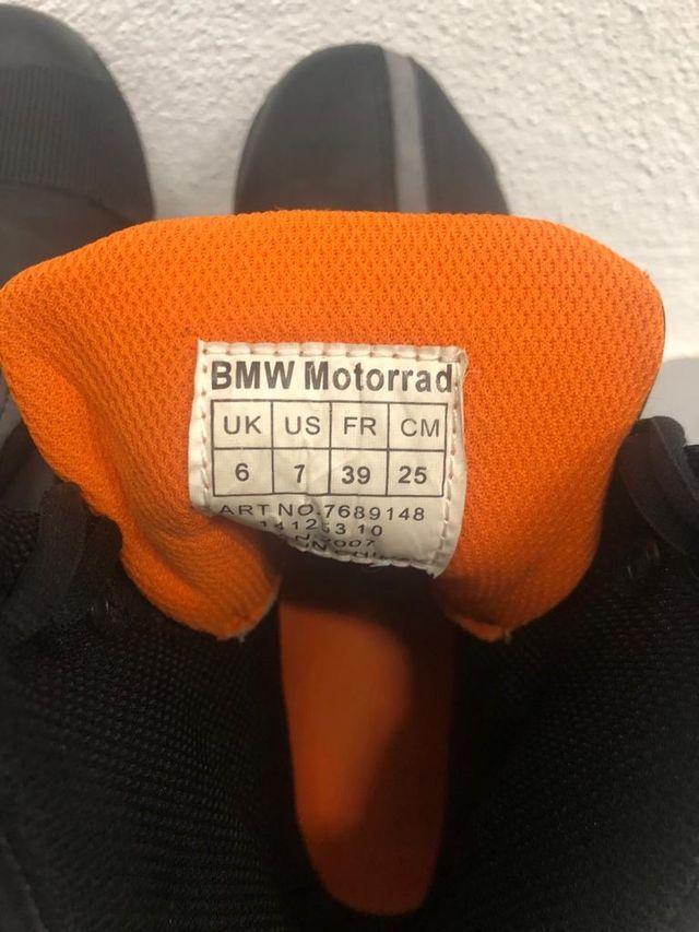 Botas originales BMW