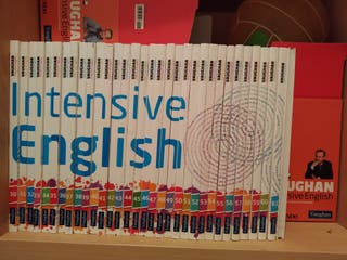 colección Vaughan intensive english