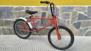 bicicleta montesita t-10