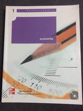 Libro de Economía.