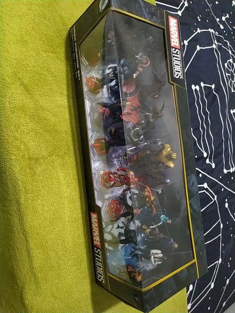 mega pack figuras marvel original