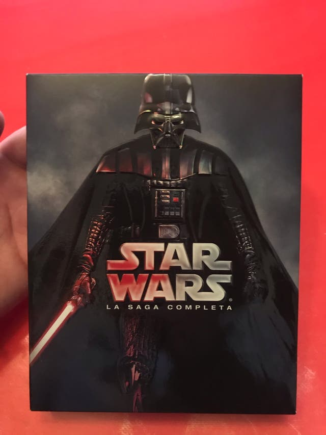 La saga completa Star Wars Blue-ray