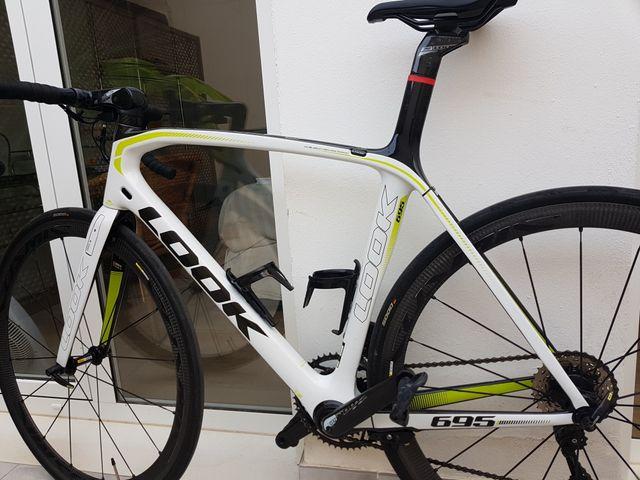 Look 695 Aero light t M - Bicicleta carretera