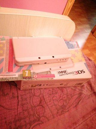 new Nintendo 3DS en perfecto estado