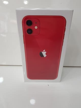 IPHONE 11 128GB RED (PRODUCT)