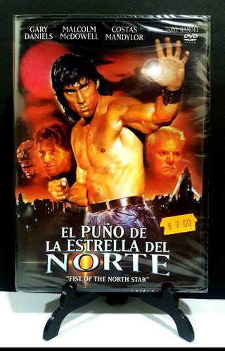EL PUÑO DE LA ESTRELLA DEL NORTE 1995 DVD