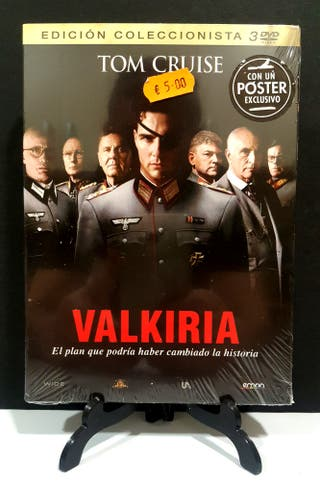 VALKIRIA EDIC COLLECIONISTA 3 DVD