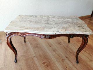 mesa de centro (mármol)