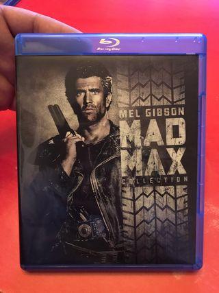 Películas Mad Max Blue-ray