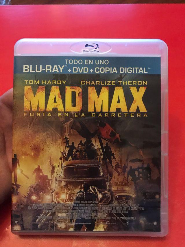 Película Mad Max Blue-ray