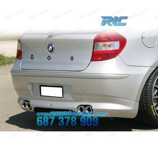MOLDURAS PARACHOQUES TRASERO BMW E87